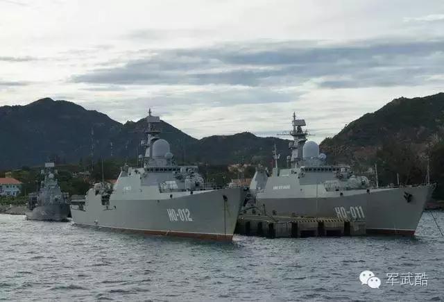 """越南猎豹级护卫舰是当仁不让的""""主力"""",性能绝对不... _腾讯网"""