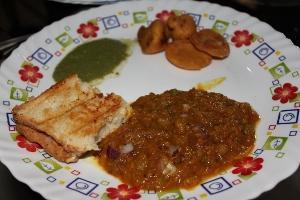 印度印象(十六)-食物篇一