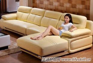 适合自己动手的皮沙发清洁保养生活小妙招!_石材护... _新浪博客