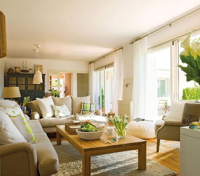 花19万元装修这套380平米的四居室,现代风格,给大家晒晒!-宛溪雅居装修