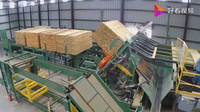 看着德国的木材机械,才知道德国制造名不虚传_哔哩... -bilibili