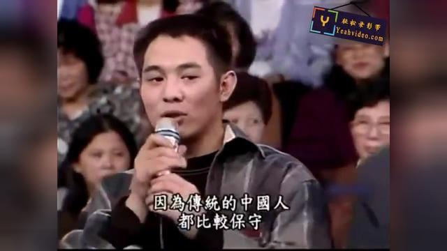 李连杰首次公开评价李小龙,这个评价很真实
