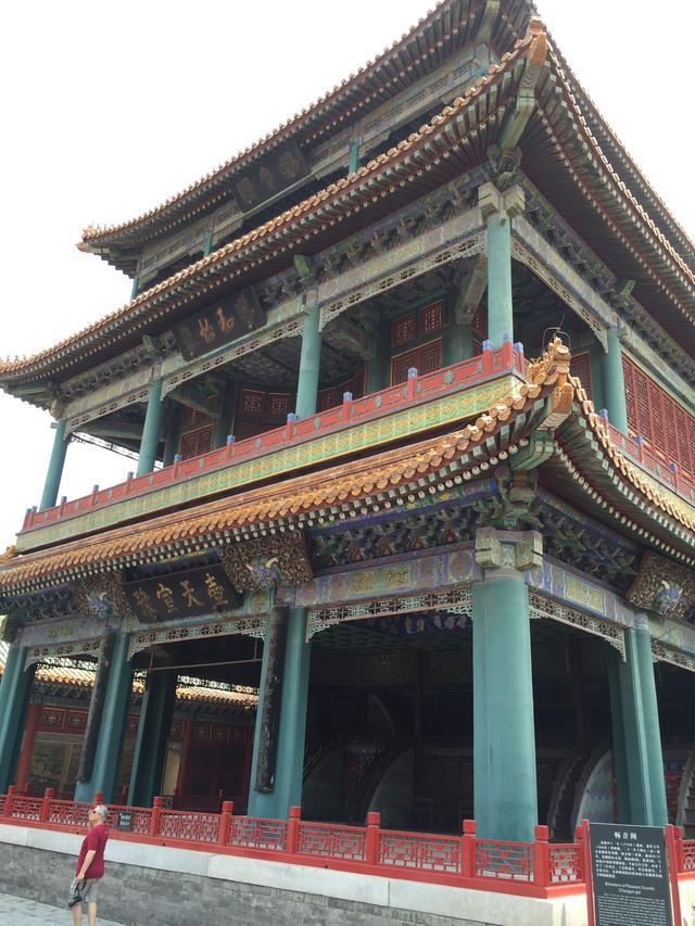 """中国""""三大故宫"""",北京故宫仅排第二,剩余两座仅有一座保存下来"""
