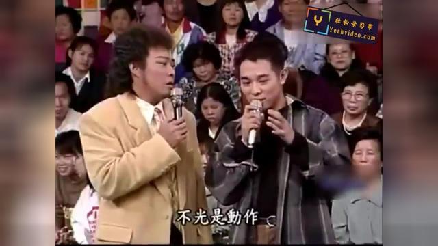 李连杰节目现场评价李小龙的功夫,果然识英雄重英雄,心心相惜