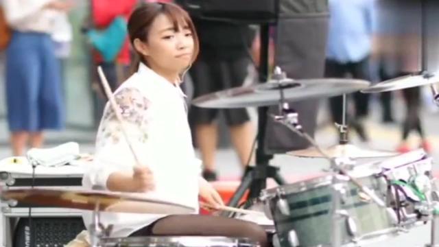 练架子鼓朋友圈