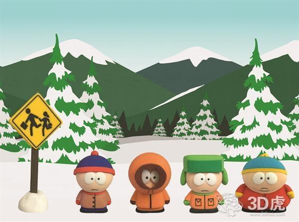 《南方公园》喜迎20季 超值福利大放送!