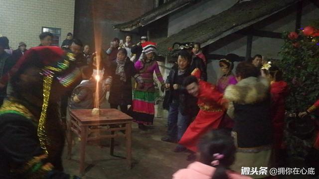 广西彝族的习俗我不太懂,但是他们真的很美 - 日记 - 豆瓣
