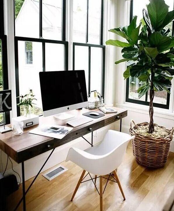 阳台改榻榻米书房装修设计效果图!榻榻米书房尺寸多少?