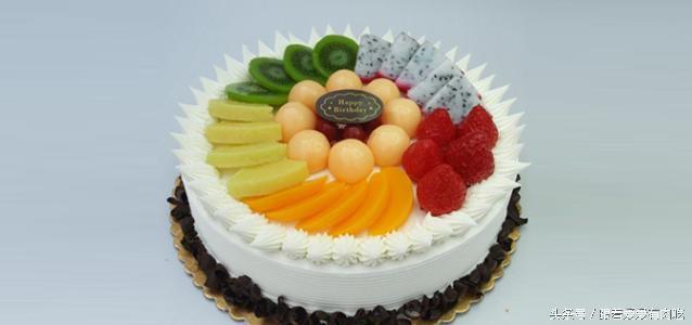 創意型生日蛋糕