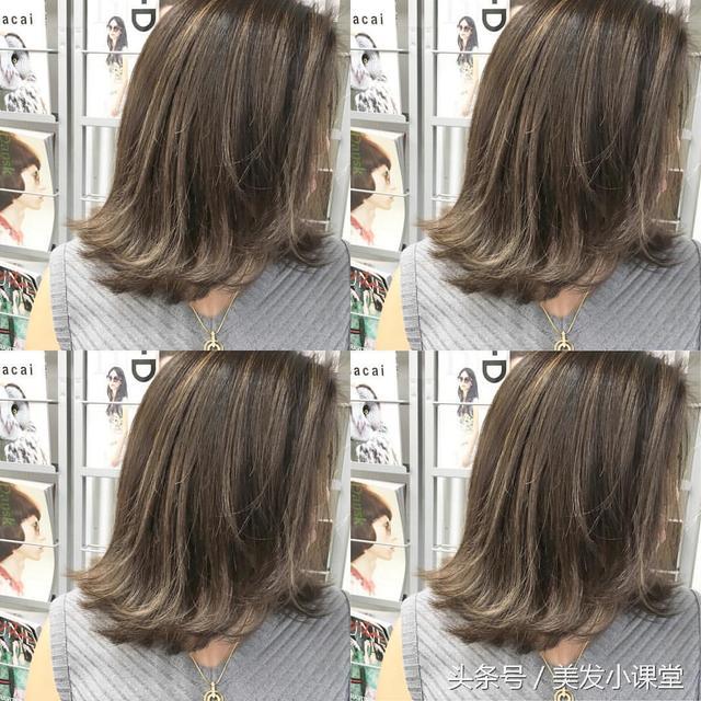 今年流行外翻发型短发