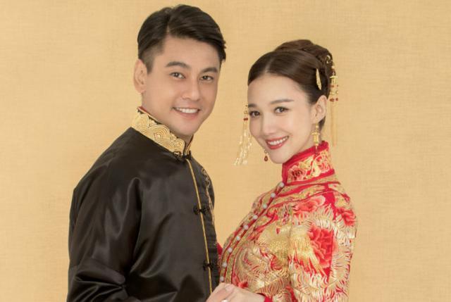 杨洋 郑爽唯美婚纱写真一脸的幸福,网友:在一起!