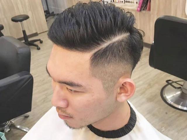 越看越帅气的男发19款,时尚个性,展现魅力,让理发师照着剪