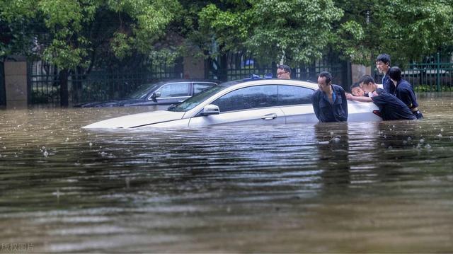 洪涝灾害水泡车怎么办?车主注意处理流程,1细节做错后果严重
