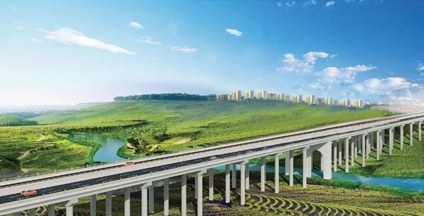 投资3.7亿6个月完工,弥勒这条路建成后将连通机场和东风韵