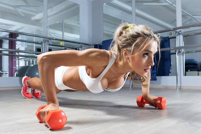 每天坚持4个健身动作,身体状况变化这么大?