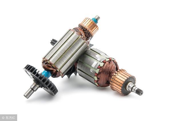 永磁同步电机结构