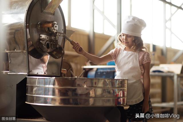 咖啡豆的烘焙