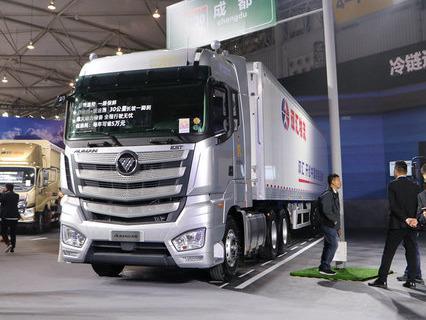 全国各地哪都跑,卡车该选啥配置?欧曼EST穿越版车型了解下