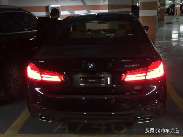 宁可多花几万元,车主也要买新宝马525i进口标轴,为什么?