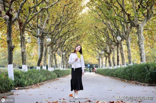 秋天的景色描写段落
