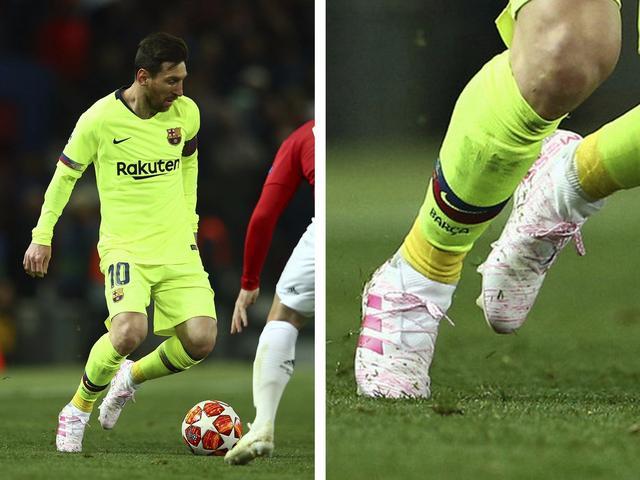 足球鞋的摩擦条