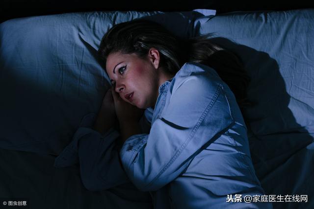凌晨经常2、3点醒来,又很难入睡?知道了4个原因,才好解决