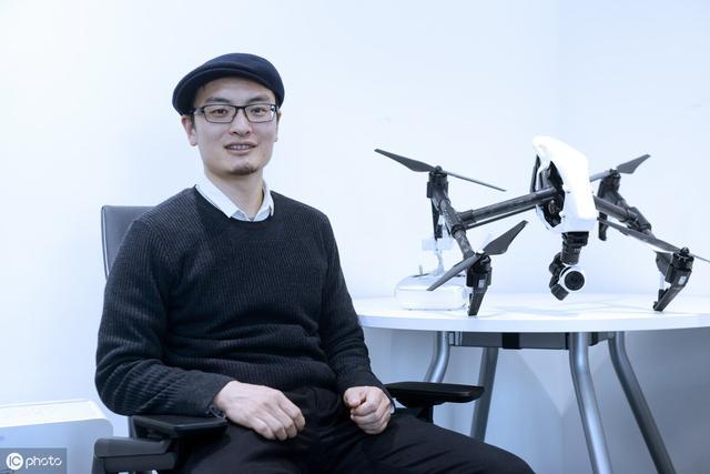 大疆無人機幾個創始人