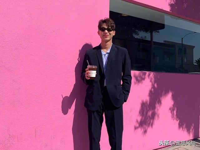 #男生搭配# 男生穿搭 韩风 春秋季 - 堆糖,美图壁纸兴趣社区