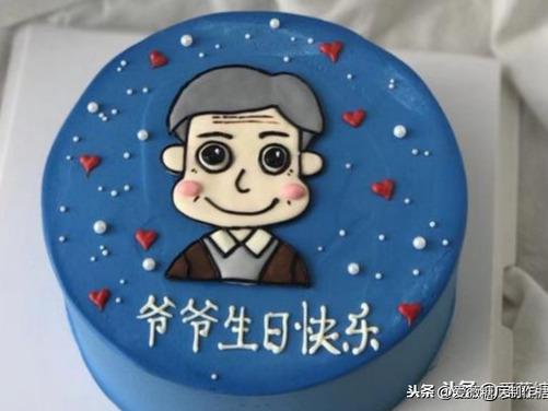 過生日蛋糕這樣選讓你驚艷眾人!私人定制最全手繪蛋糕匯總