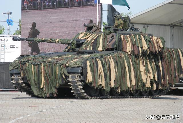CV90步兵战车改型梳理 各家有各自的要求