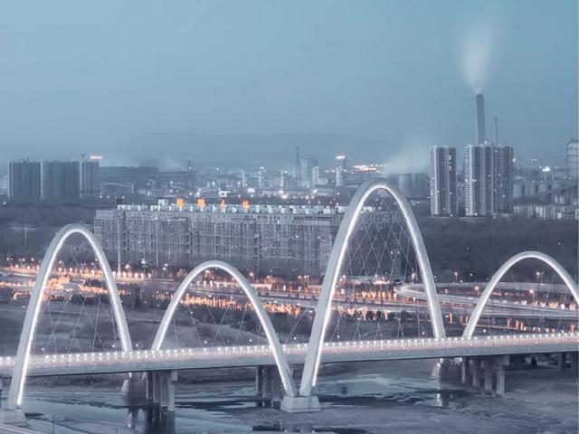 太原市夜景