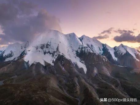 西藏拉萨雪山图片大全