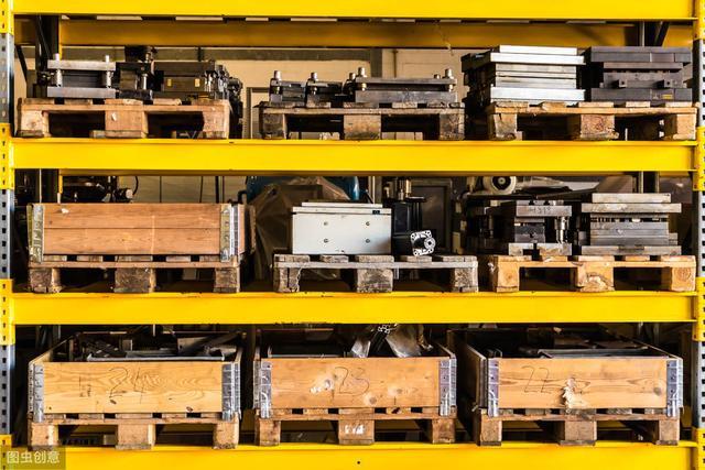 联和众邦智能货架货架阁楼仓储货架重型货架全电动货架医药货架