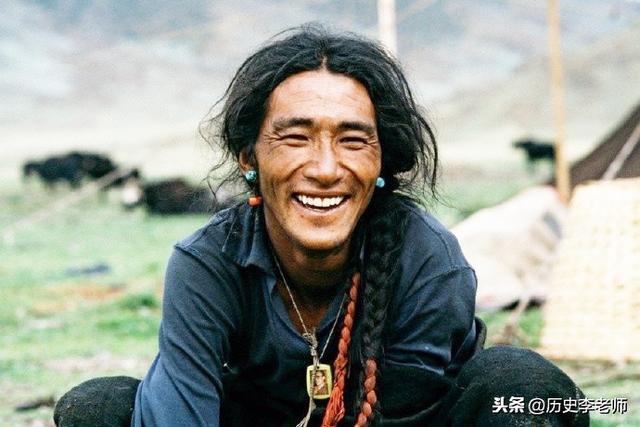 90年代西藏喇嘛图片