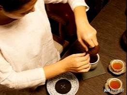 茶桌茶具图片