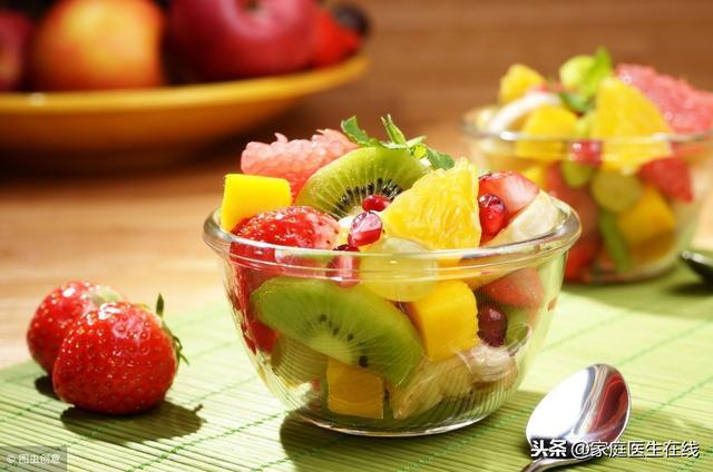 饭前吃水果才正确?这个时间吃水果,有三大好处!