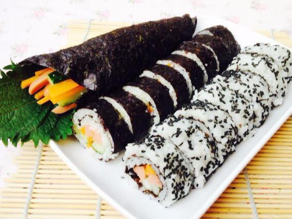 """别找了,这就是史上最全寿司教程,学会你就是朋友圈""""寿司之神"""""""