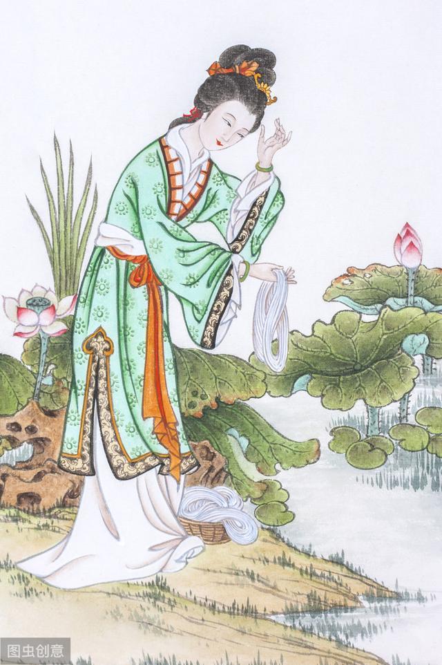 历史上的西施,是如何从浣纱女,做到四大美女之首的
