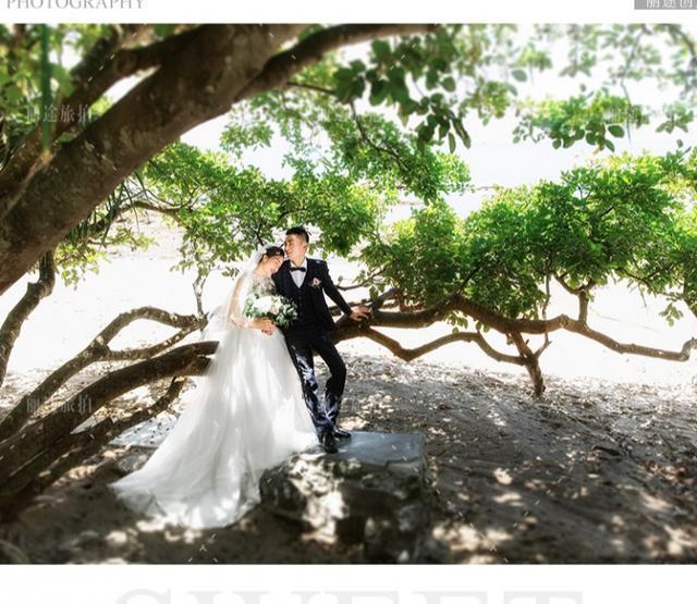 婚纱摄影好照片