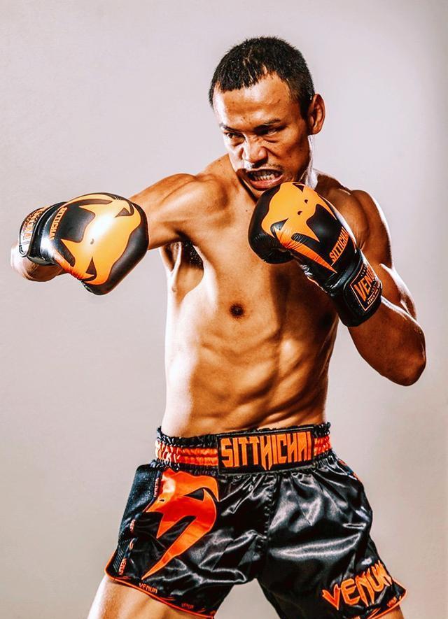 泰国之子西提猜早年经历曝光,最早学拳的目的就是为了养家