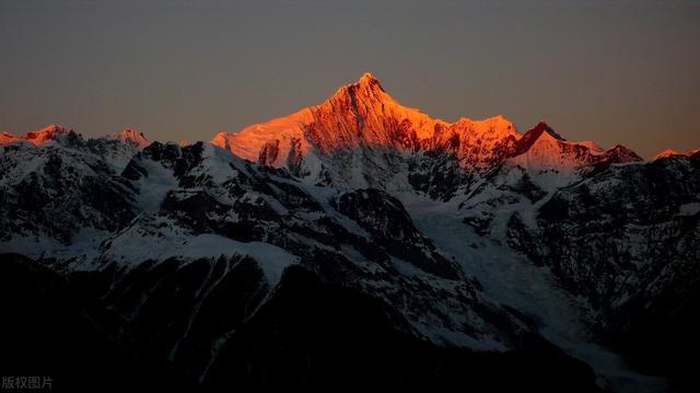 西藏十大雪山