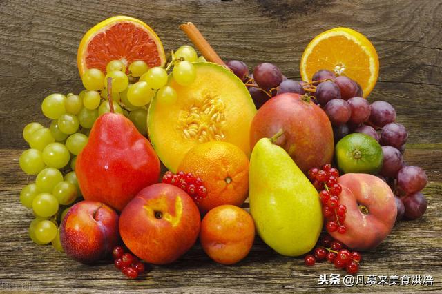 水果名称大全500种