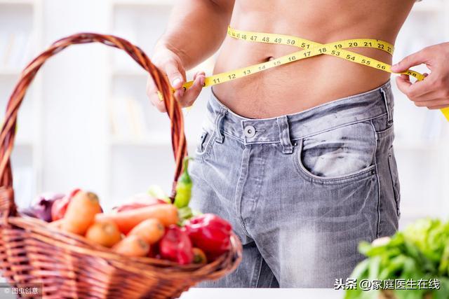减肥并不是不吃饭这么简单,4个健康减肥方法,坚持下来的人很少