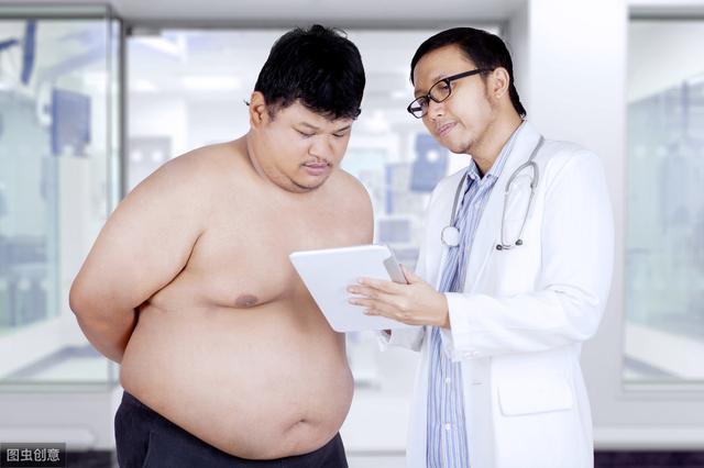内脏脂肪高的危害