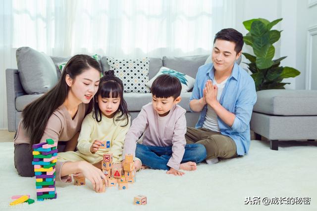 早期教育:备受全世界妈妈欢迎的36个亲子游戏,建议收藏