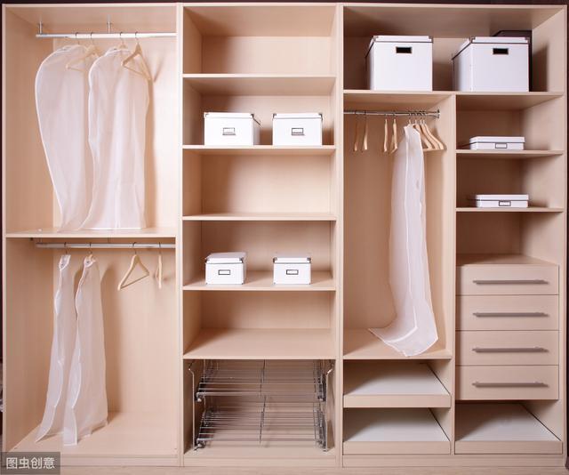 12款耐看又实用的衣柜设计,内部结构合理,装修请师傅照着做
