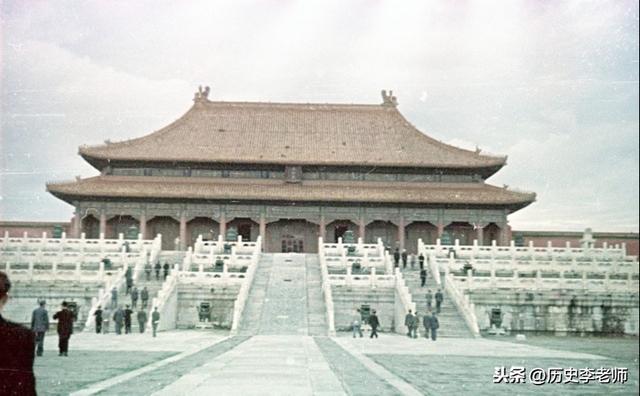 北京故宫图片妃子卧室