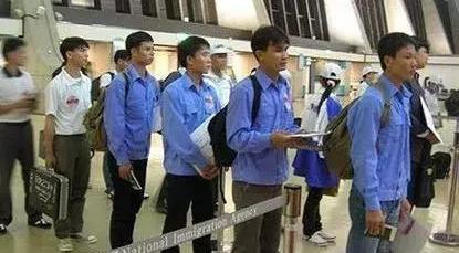 越南成劳动力输出大国,日本为接收越南劳工最大市场,女劳工居多