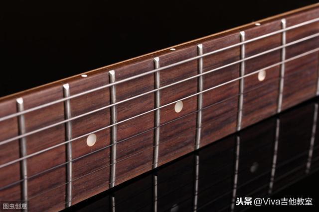 初学吉他8个字口诀