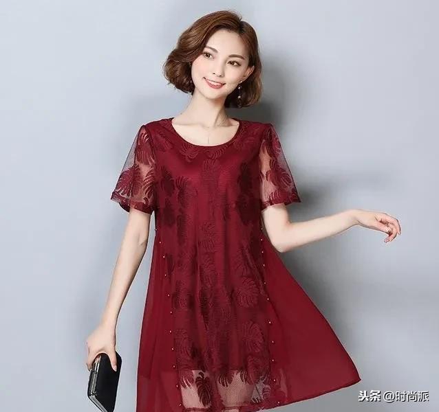 高档棉麻连衣裙新款